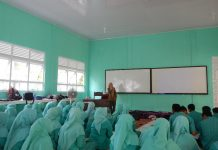 Visit to School ke SMAN 6 Aceh Barat Daya. Foto Istimewa. Foto @Sigupai.com/Dian Guci